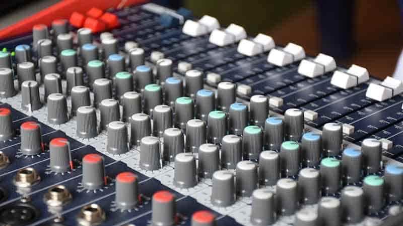 Top 5 Best Budget Audio Mixers