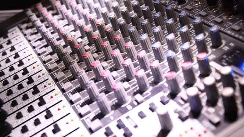 What Does an Audio Mixer Do?
