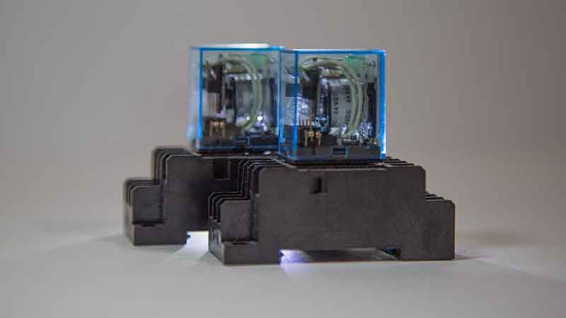 5 Different Types of Relay and their Functions