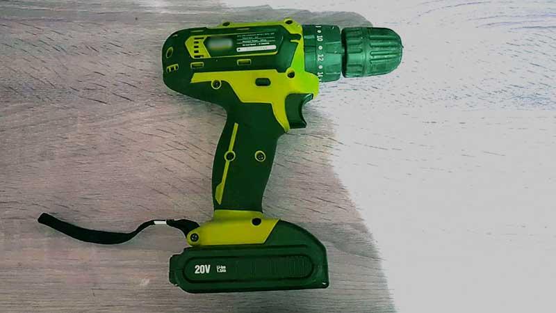 Top 5 Best Cordless Hammer Drills 18v and 20v